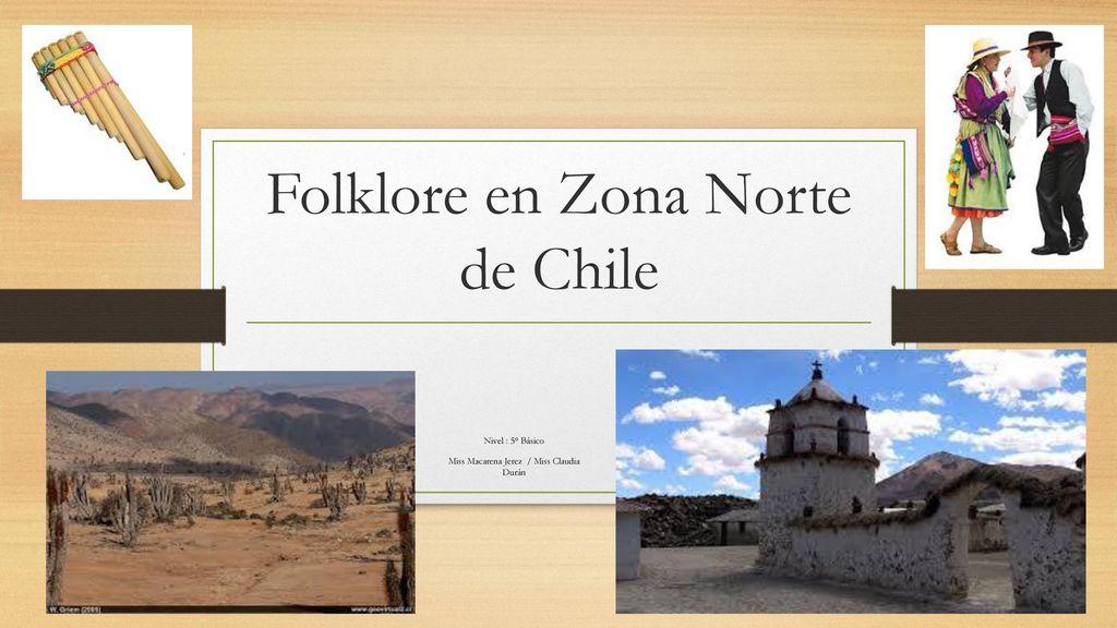 Folclore Chileno Diciembre 2008