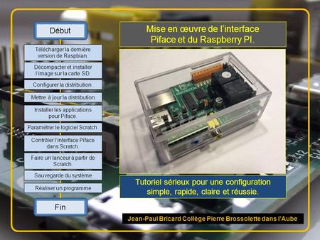RASPBERRY Communication WI FI Avec Un Pc Ppt Video