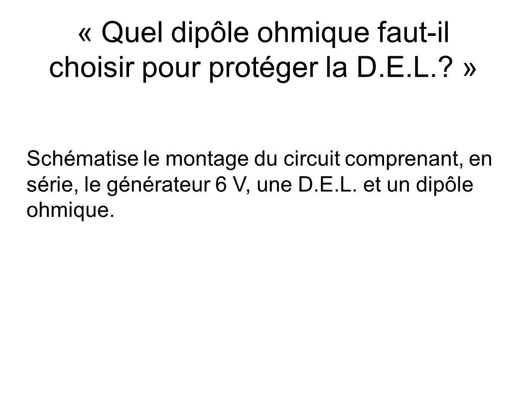 Chap N 5 La Loi D Ohm Georg Ohm Physicien Allemand