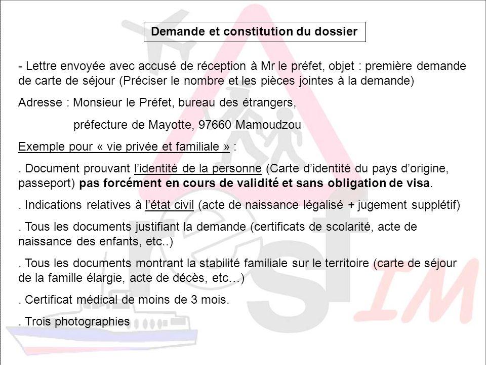 Rgularisation Entrer Sur Le Territoire De Mayotte Ppt
