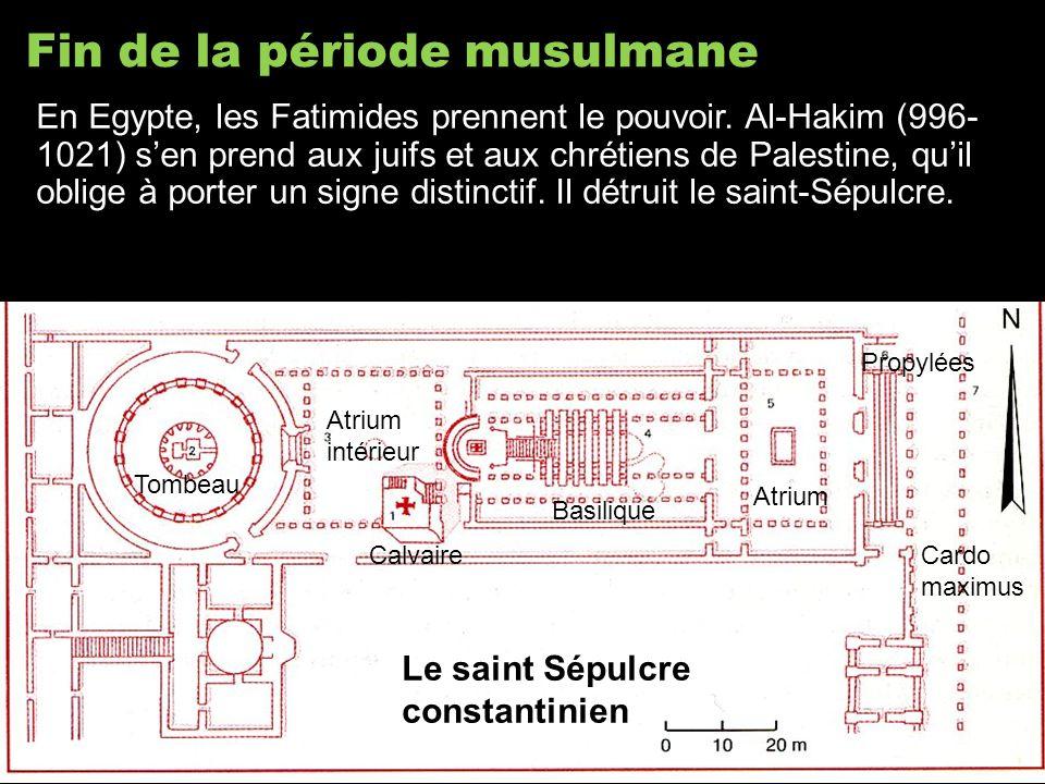 """Résultat de recherche d'images pour """"basilique de Constantin détruite par Al Hakim"""""""