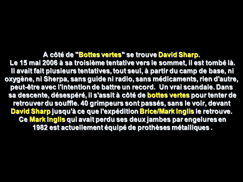 Peter Boardman Dead Everest
