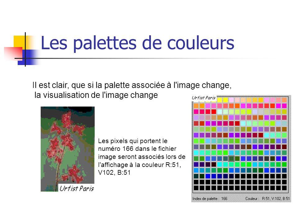 Palettes De Couleurs R Unixpaint