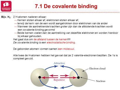 Afbeeldingsresultaat voor een covalente binding