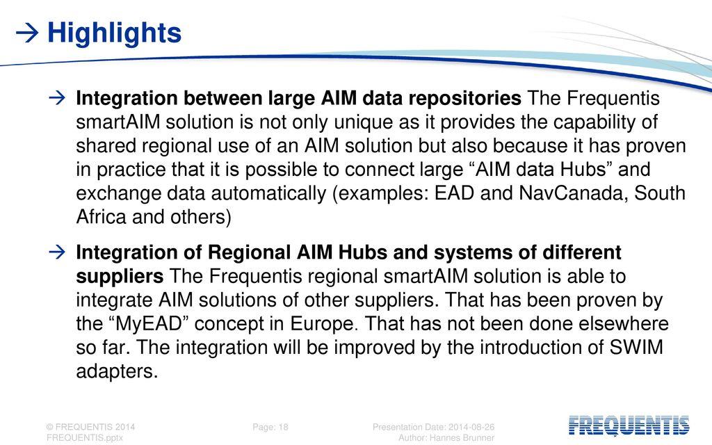 The Smart Way Of Managing Aeronautical Information