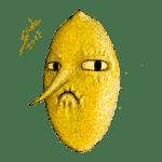 """Lemongrab, 2014"" by Ms Slide"