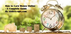 Earn Money Online Complete Guide