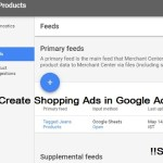 Create Shopping Ads in Google Adwords