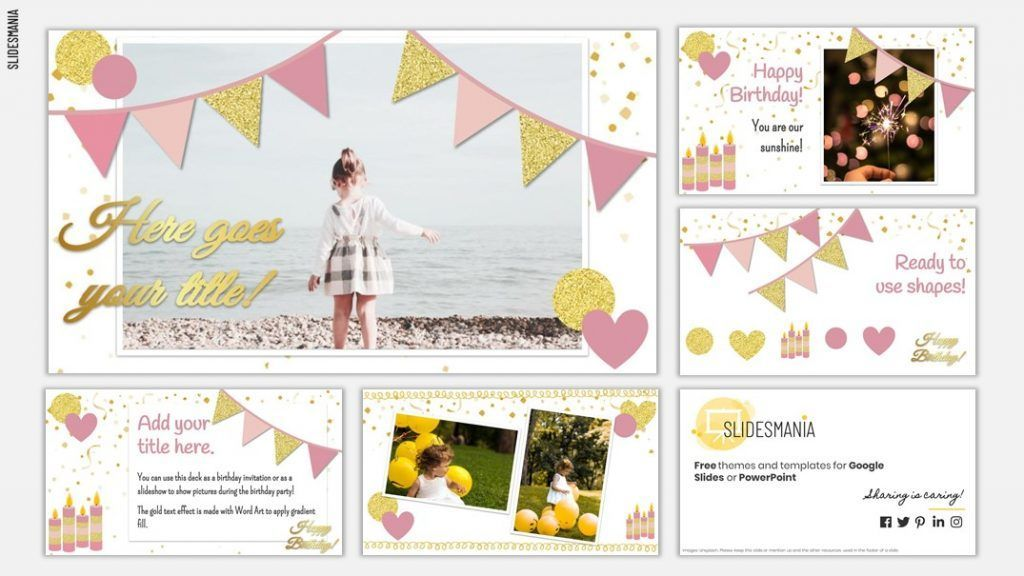 emma free template for a birthday party