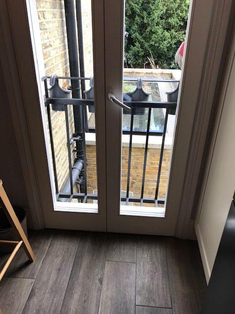 Tilt and turn Balcony Door