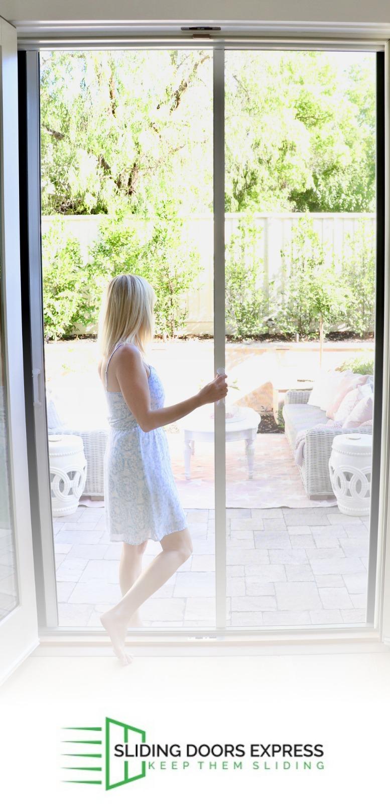 sliding patio screen door repair free