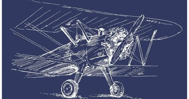 ancient plane