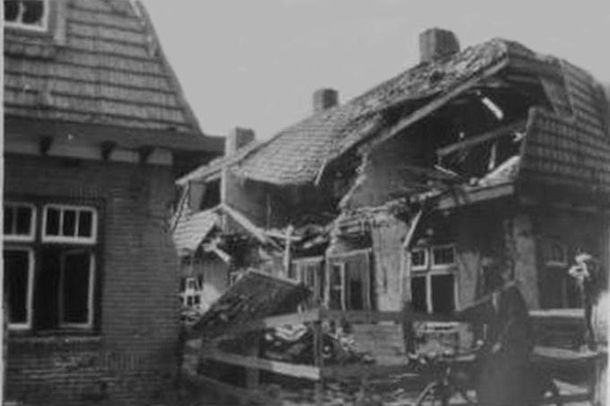 Afbeeldingsresultaat voor bombardement sliedrecht