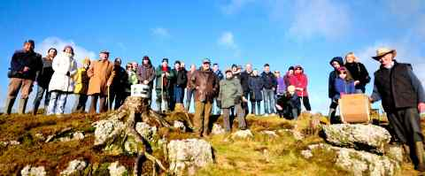 Slieve Bloom Association Imbolc Festival 2015