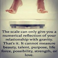 Scale is fickle