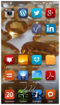 Geekowy wpis, czyli moje życie w telefonie