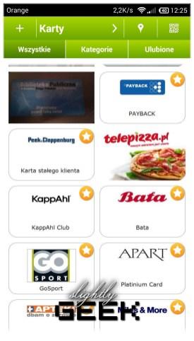Karty lojalnościowe w telefonie czyli mój Bluepocket