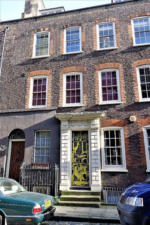 Elder Street door