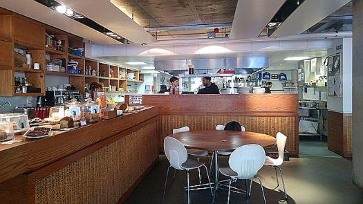 Waterhouse Restaurant, Haggerston