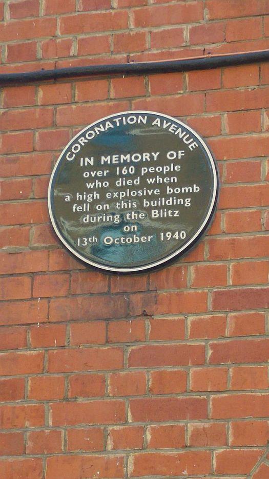 A sad plaque