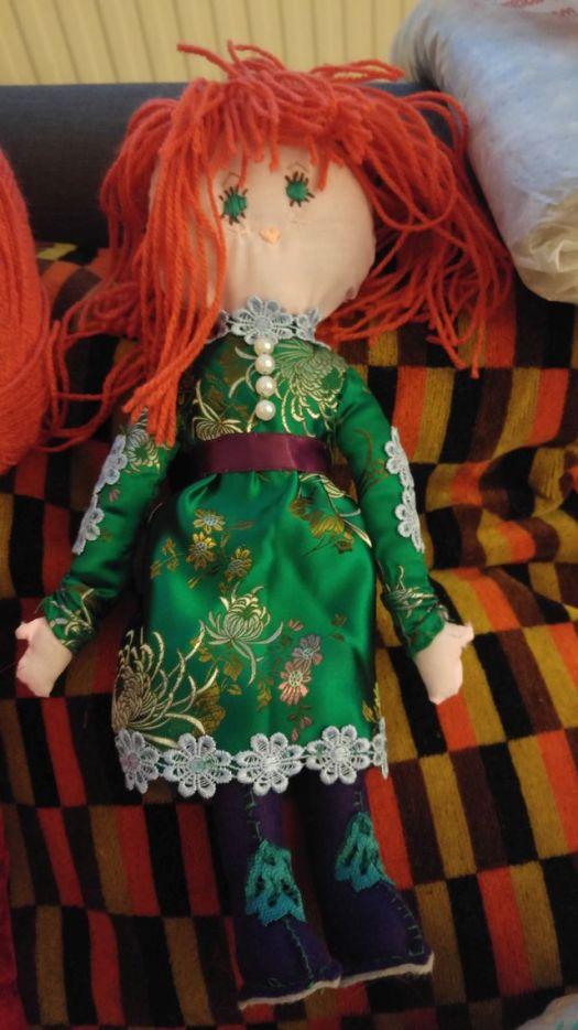 Ruth's doll