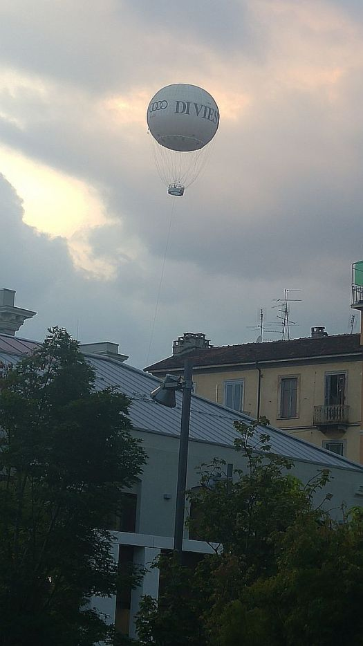 Turin Eye from Lavazza