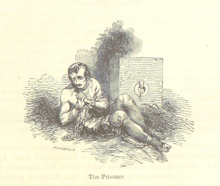 Penal Colony prisoner