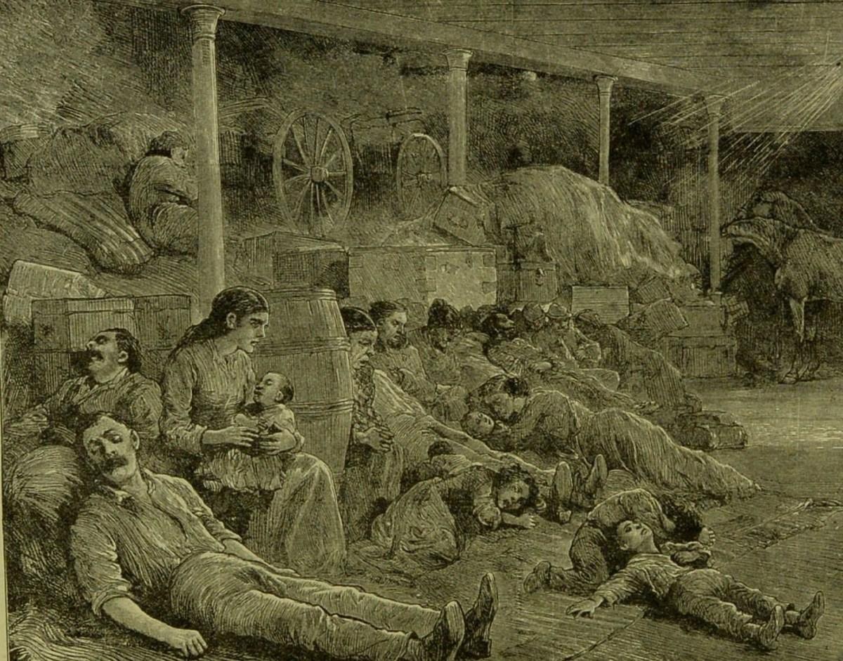 Cholera Victims