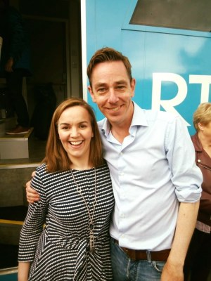 Ryan Tubridy and Sligo Walking Tours talk Dark Tourism
