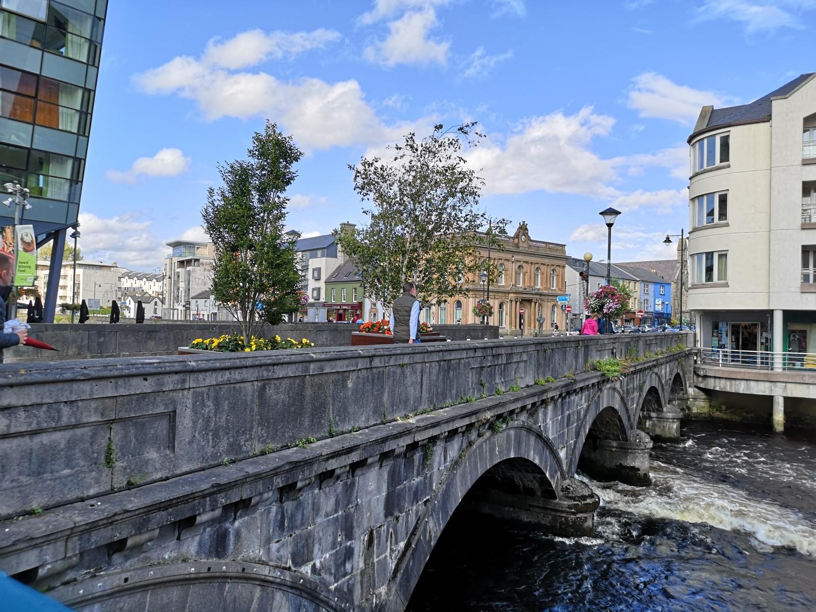 St Patrick's Festival and Sligo Walking Tours