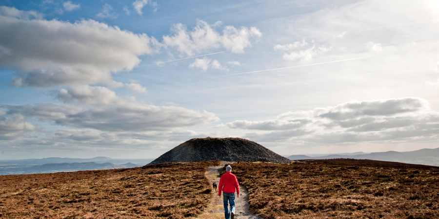 Queen Maeve Trail – Knocknarea – Sligo Walks