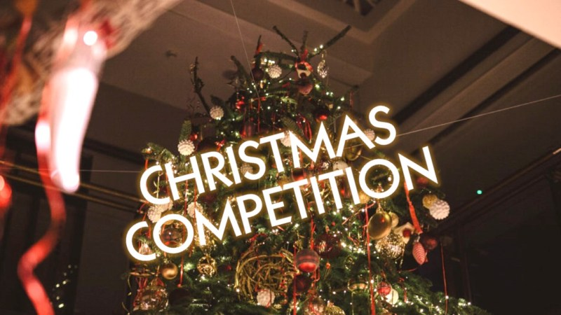 Sligo Walks Christmas Competition with Radisson Blu Hotel