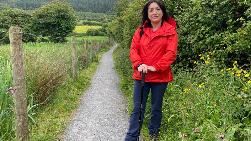 Sligo Walking Series – Knocknarea Video with Marion McGarry