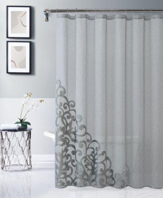 natalie shower curtain 70 w x 72 l