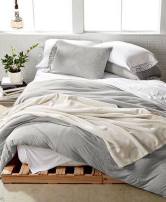 Calvin Klein Body Twin Duvet Cover Reviews Designer Bedding Bed Bath Macy S