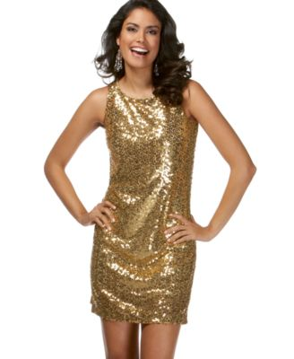 Sequin glamor from Nine WSest, at Macy's