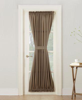 grant 54 x 72 door curtain panel