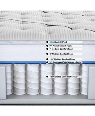 l class 15 75 medium firm pillow top mattress queen