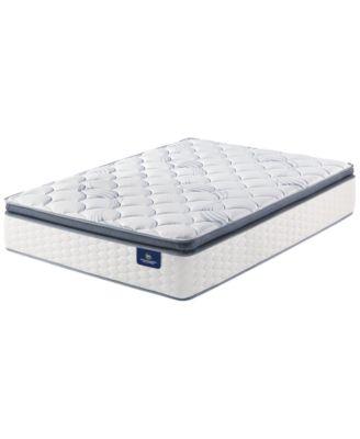 special edition ii 13 5 firm pillow top mattress king
