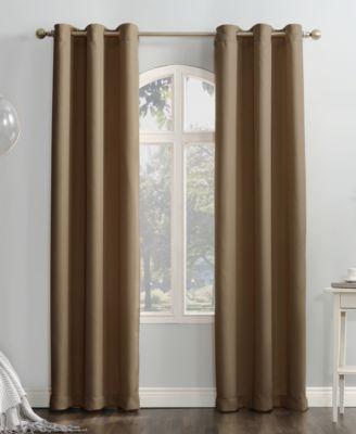 montego 48 x 63 grommet top curtain panel