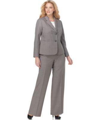 Kasper Plus Size Suit Separates Collection