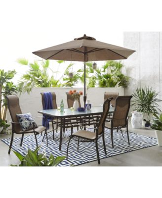 oasis outdoor dining collection created for macy s