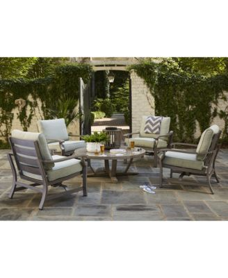 tara outdoor chat set collection created for macy s