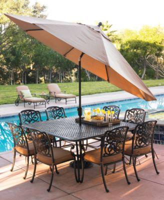 Montclair Outdoor Patio Furniture Dining Sets Amp Pieces