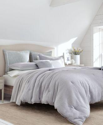 nautica ballastone grey comforter set