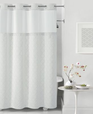 mosaic 3 in 1 shower curtain