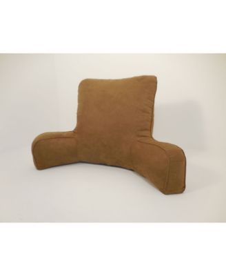 oversized bed rest lounger pillow