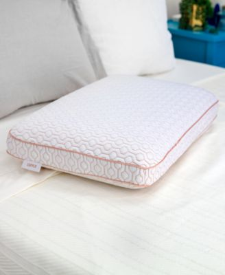 wellness collection copper infused memory foam bed pillow jumbo