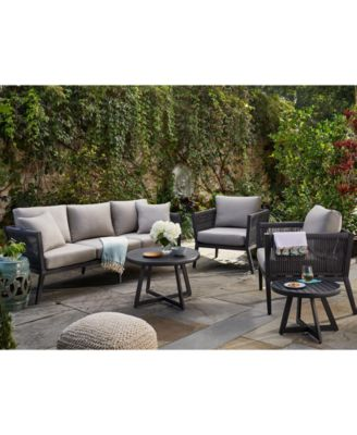 braxtyn outdoor seating collection with sunbrella cushions created for macy s