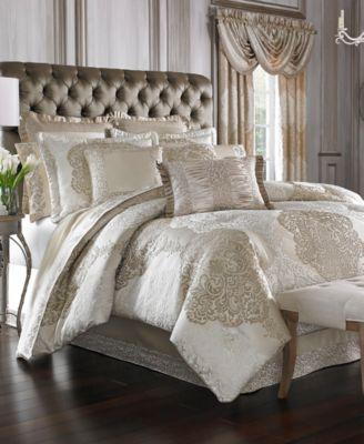 J Queen New York La Scala Comforter Sets Bedding